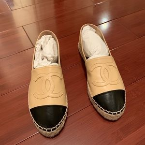 Chanel Espadrilles in Size 38